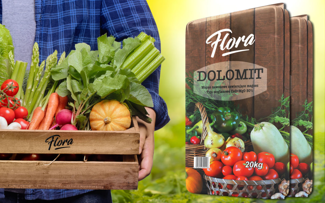 Flora wprowadza na rynek popularny nawóz Dolomit. Dowiedz się, dlaczego powinieneś go stosować